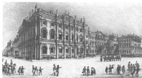 Winterpalast Sankt Petersburg